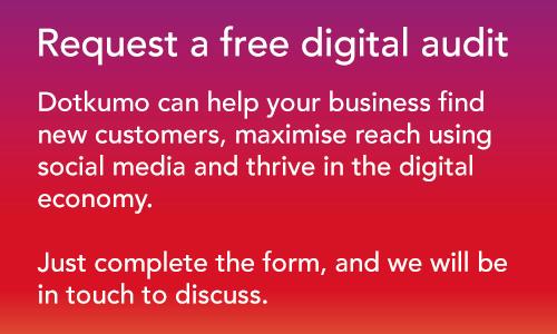 Request a free digital audit